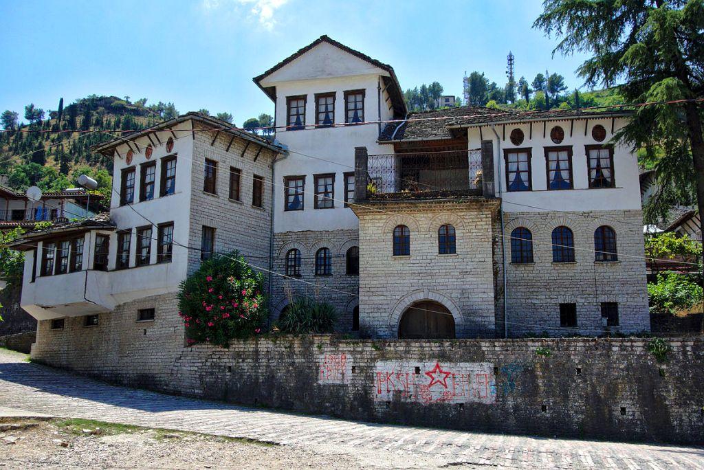 Ethnographic museum Gjirokastra