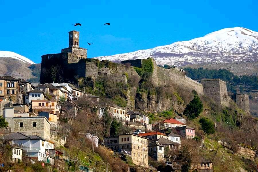 Gjirokastra Castle - Albania