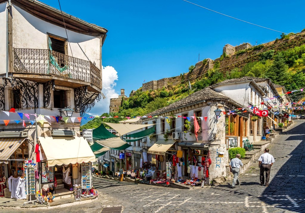 Gjirokastra The City of Stone - Albania