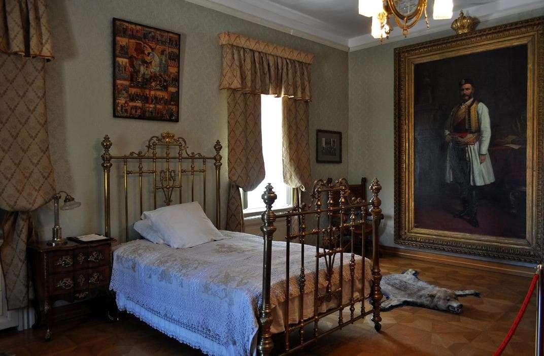 King Nicholas Museum - Interior