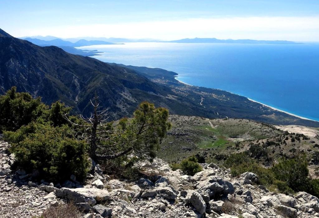 Llogara Pass - National park in Albania