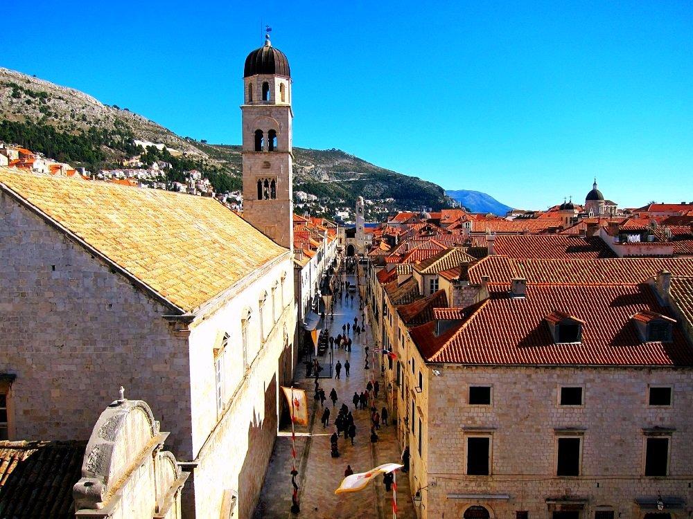 Placa Street - Stradun - Dubrovnik