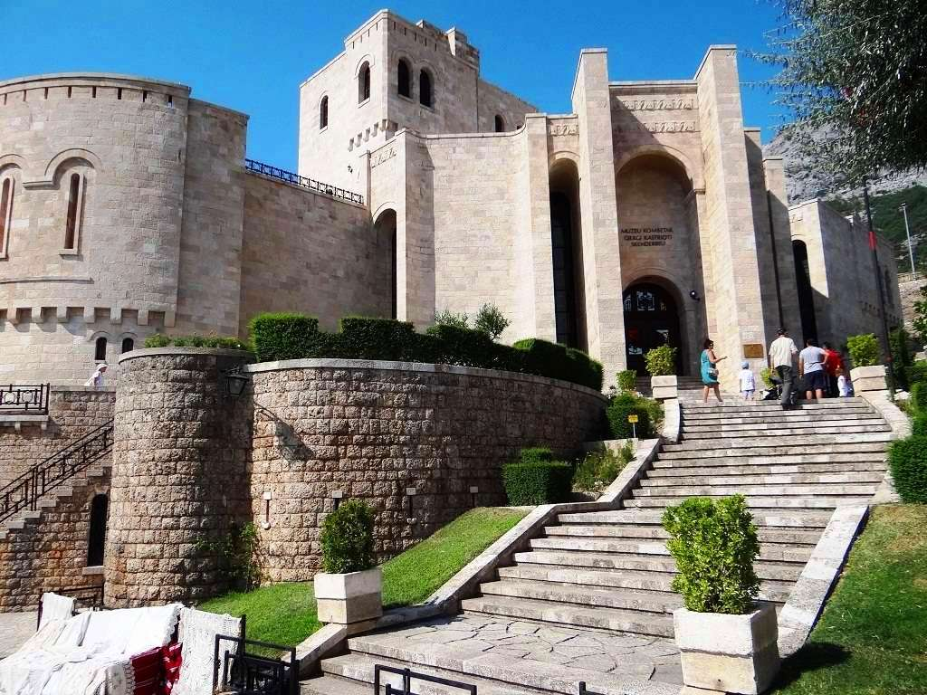 Skanderbeg Mausoleum Kruja