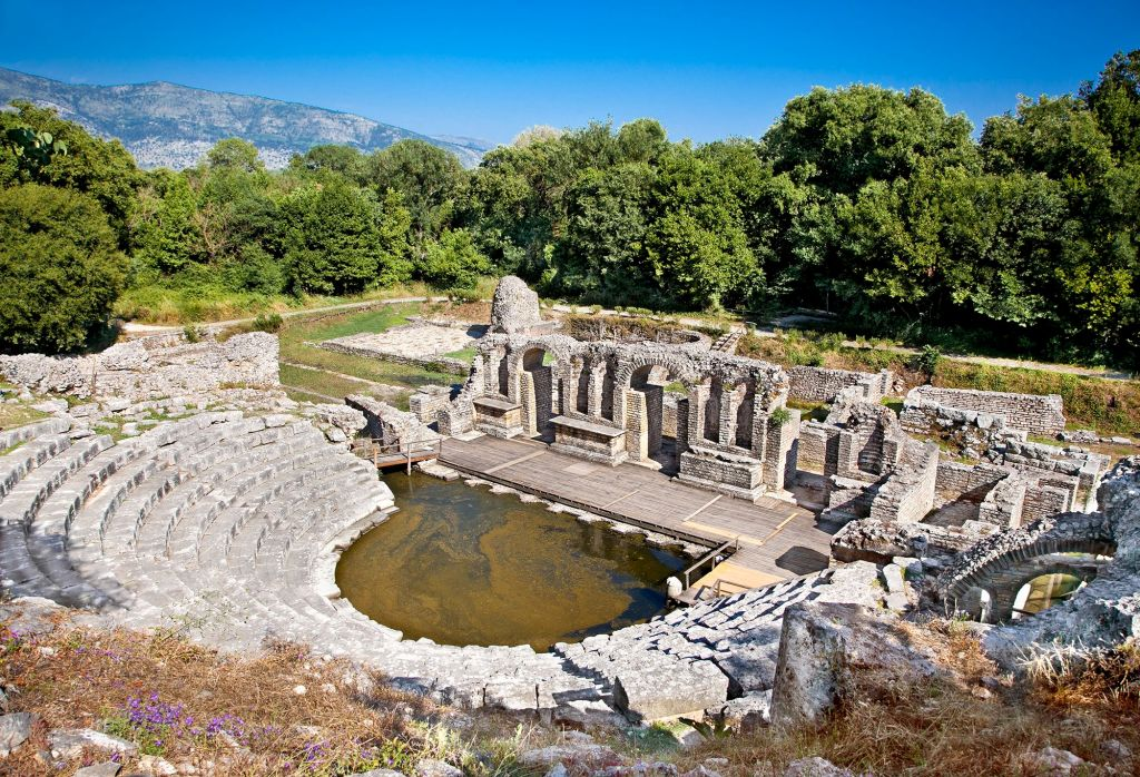 Butrint Albania - UNESCO World Heritage site