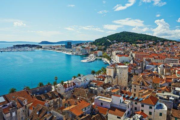 Split - Spalato, Croatia