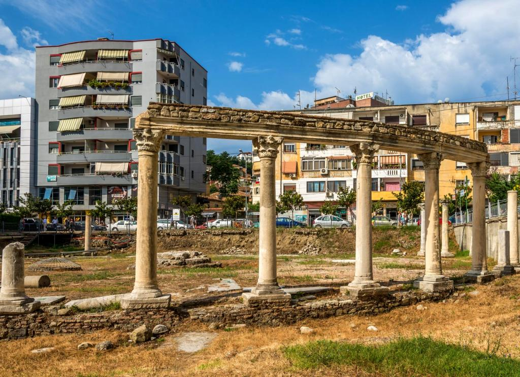 Ancient Forum Durres