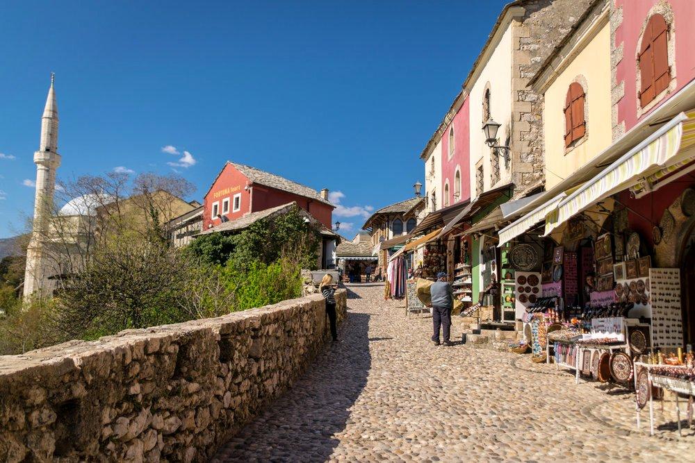 Kujundziluk le vieux bazar - Mostar