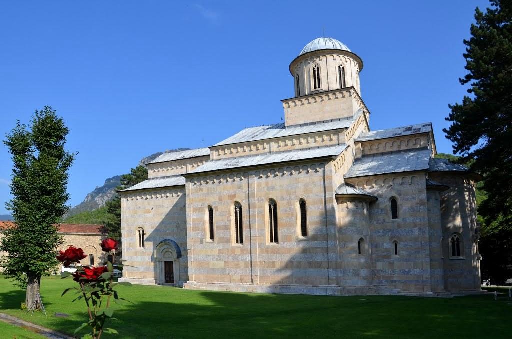 Le Monastère Serbe Orthodoxe de Visoki Decani