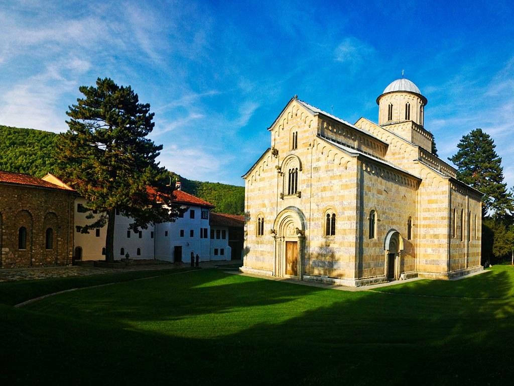 Le monastère de Visoki Decani