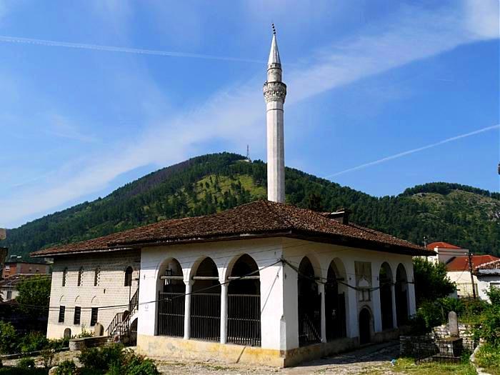 Mosquée de Berat