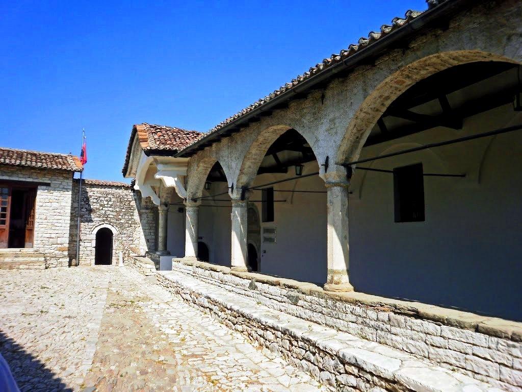 Musée d'Onufri Berat