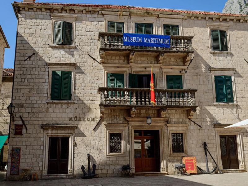 Musée maritime Kotor - Monténégro
