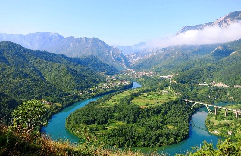 Neretva, Jablanica, Bosnia and Herzegovina