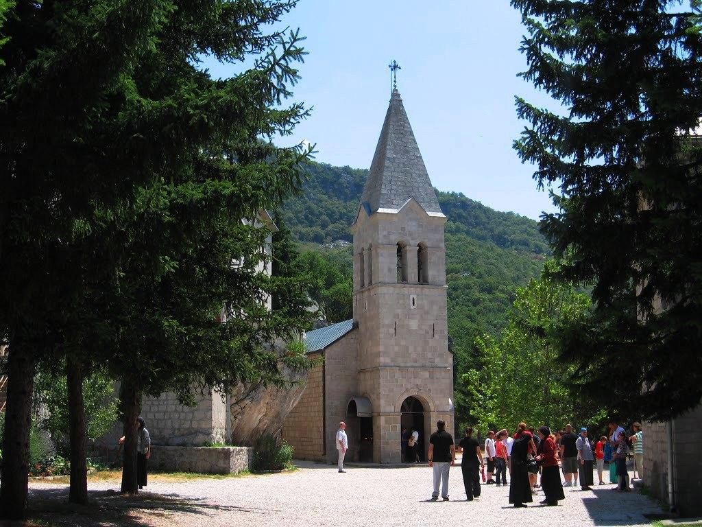 Ostrog Monastery - Lower Monastery