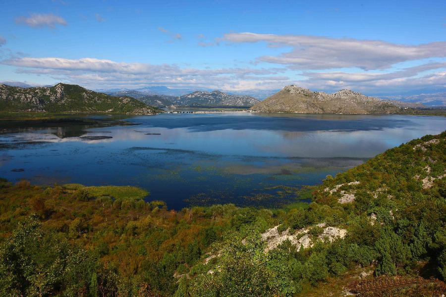 Parc national du lac de Skadar, Monténégro