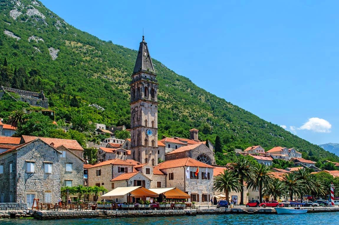 Perast - Boka Kotorska
