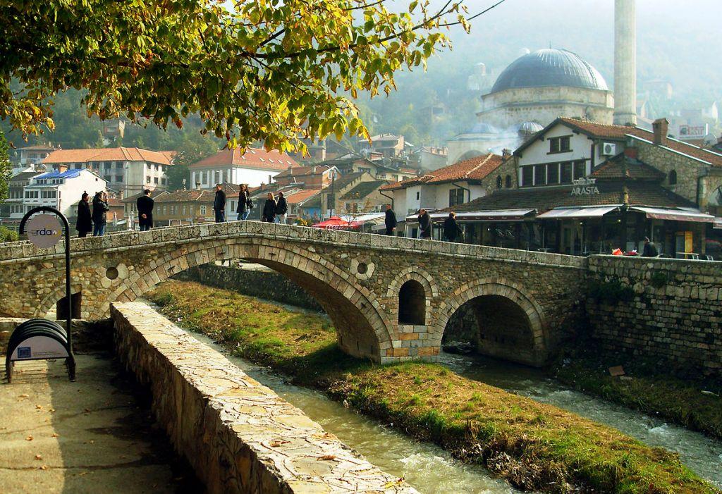 Prizren Pont de pierre
