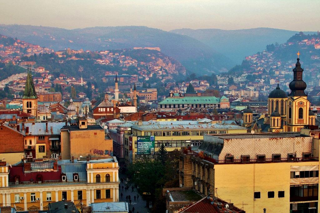Sarajevo, le Jérusalem de l'Europe