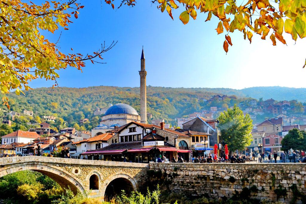 Sinan Pacha Mosquée Prizren