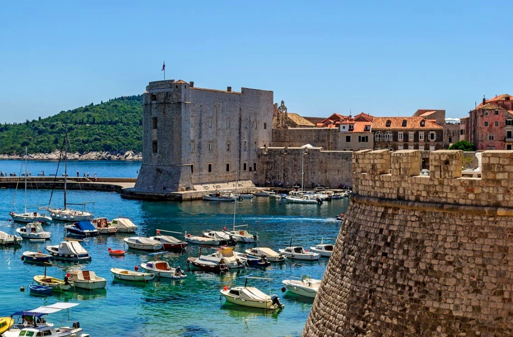 St. John Fortress Dubrovnik