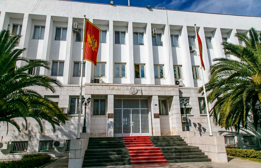 The Central Bank of Montenegro