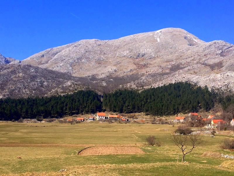 Village Njegusi - Monténégro