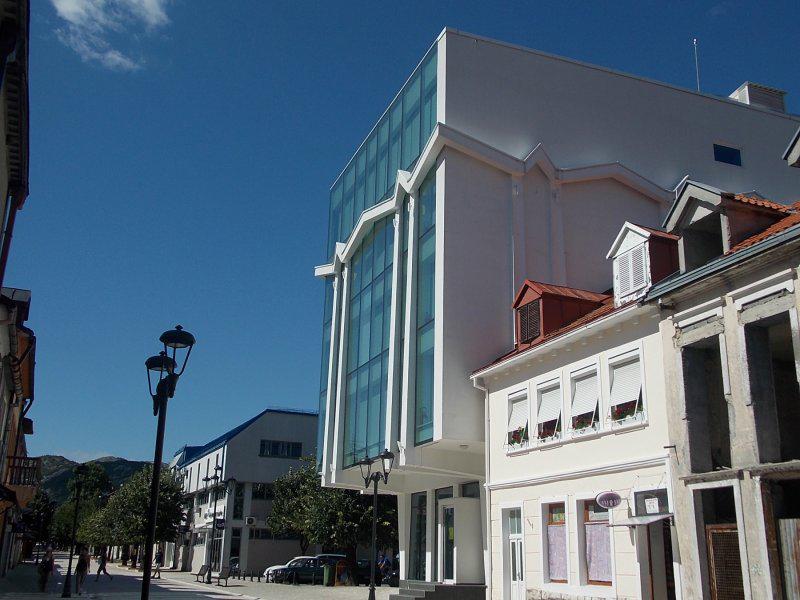 Art Gallery Miodrag Dado Djuric Cetinje