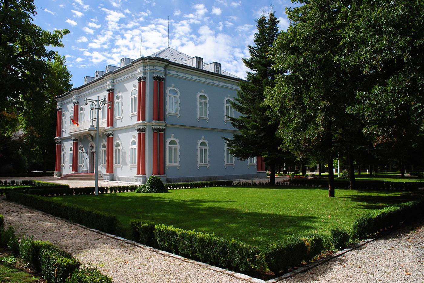 Blue Palace - Cetinje