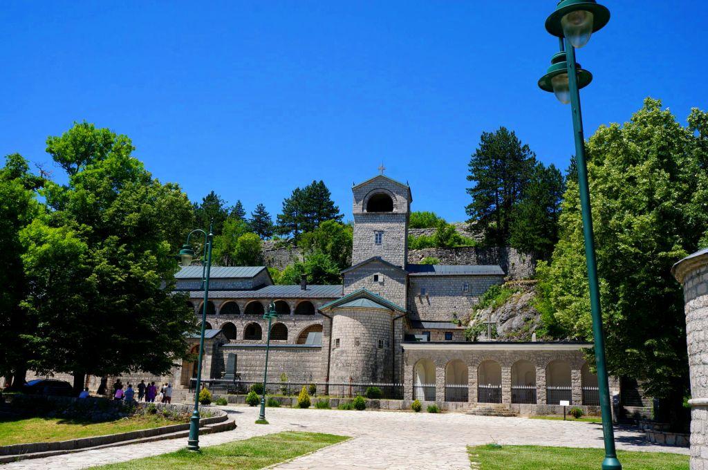 Cetinje Monastery