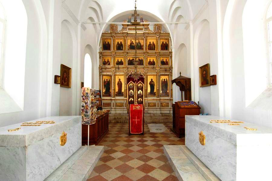 Court Church Cetinje - Cipur