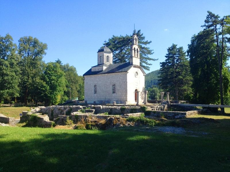 Court Church (Dvorska crkva) Cetinje