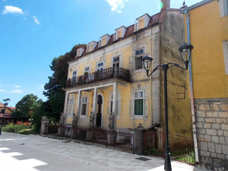 Djukanovic Family Home Cetinje