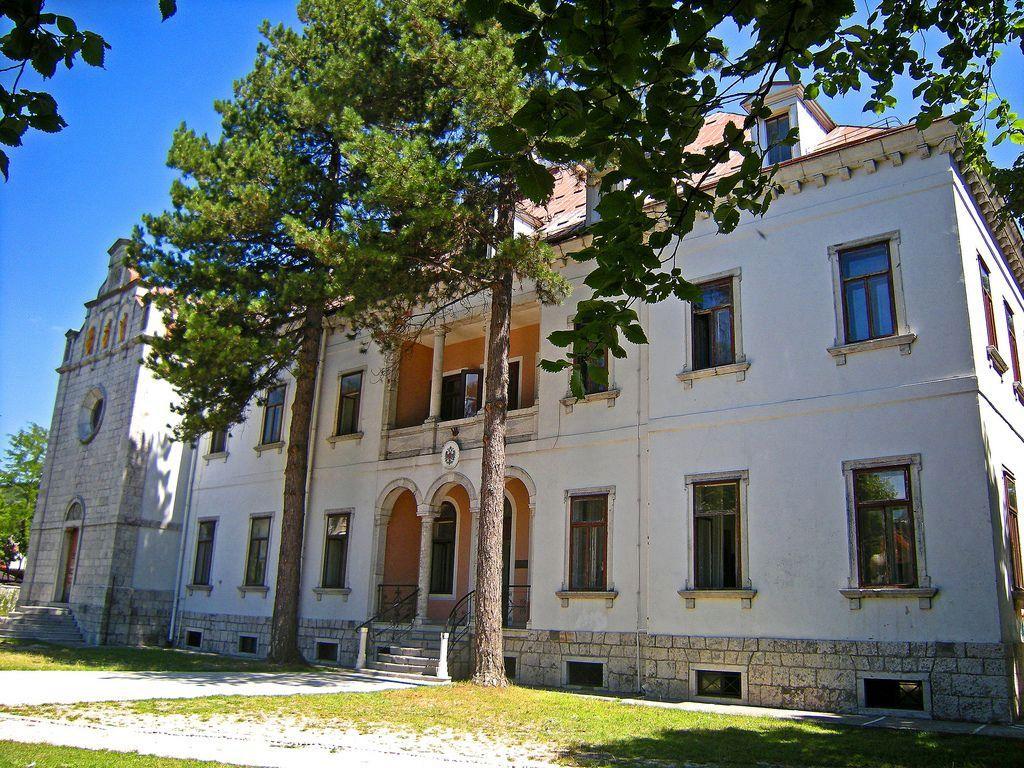 Former Austrian-Hungarian Embassy Cetinje