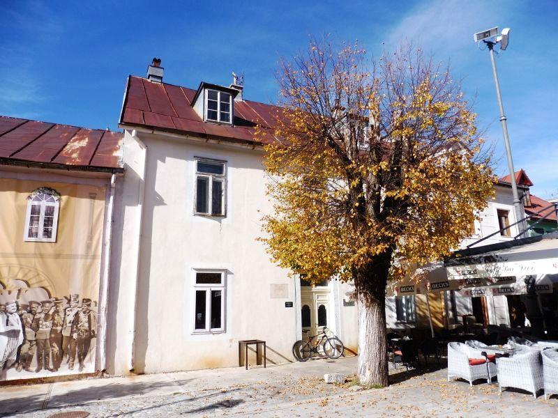 Former Belgian Embassy Cetinje