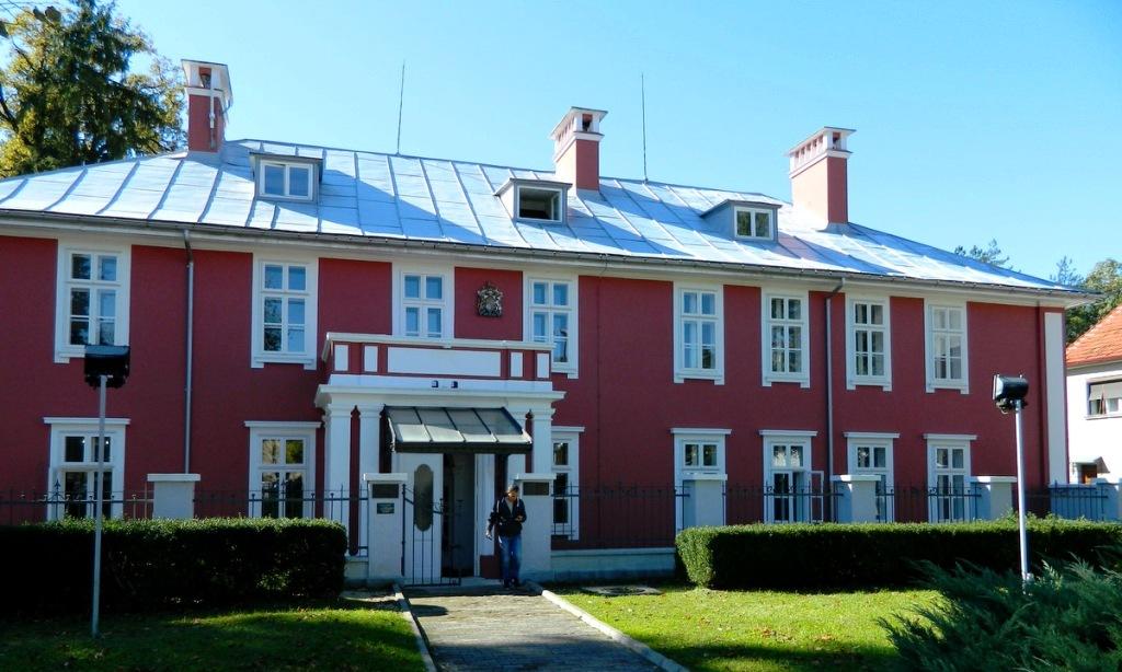 Former British Embassy Cetinje