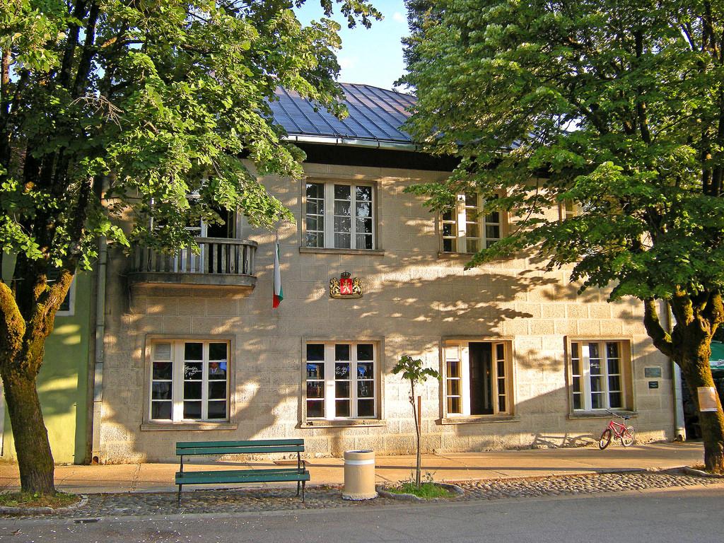 Former Bulgarian Embassy Cetinje