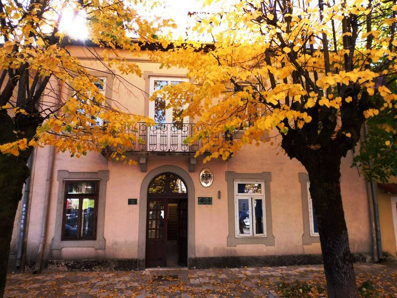 Former German Embassy Cetinje