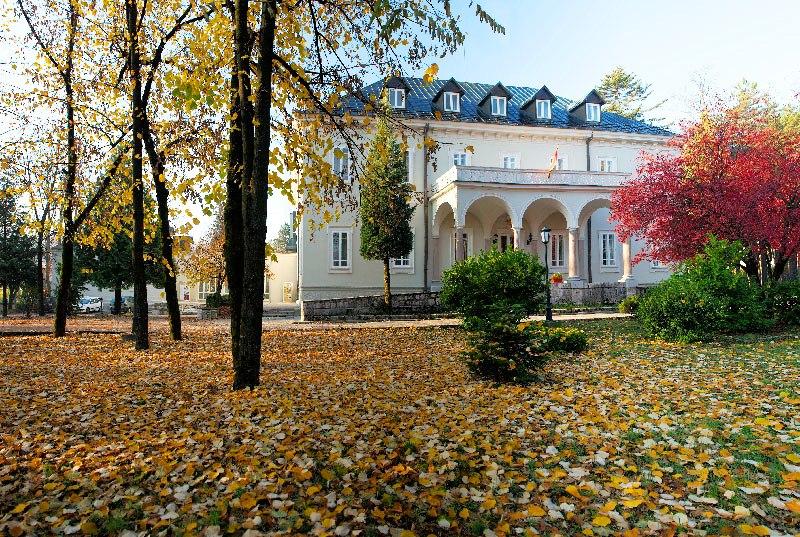 Former Italian Embassy Cetinje