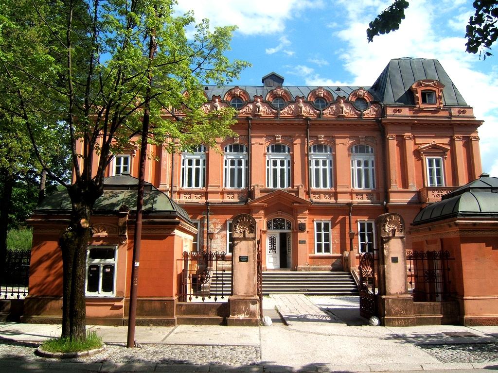 Former Russian Embassy Cetinje