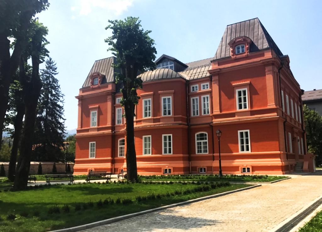 Former Russian Mission Cetinje