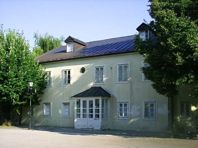 Former Serbian Embassy Cetinje