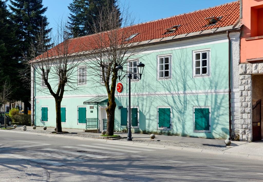 Former Turkish Embassy Cetinje