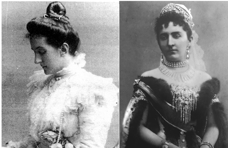 Grand Duchesses Militsa and Anastasia of Montenegro