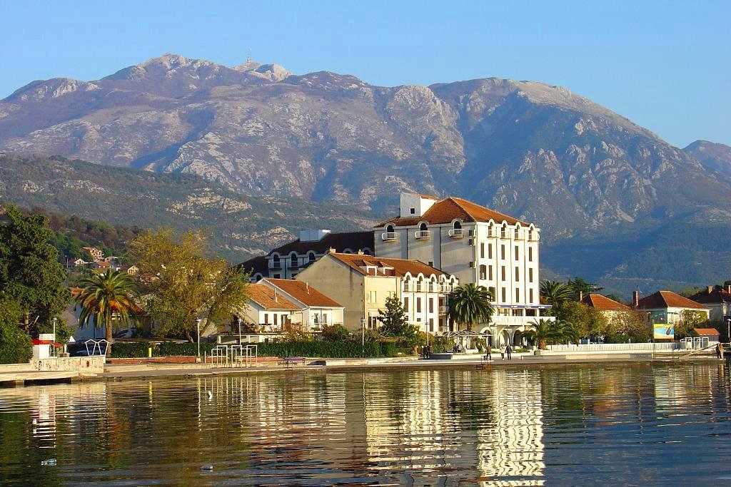 Hotel Palma Tivat, Montenegro