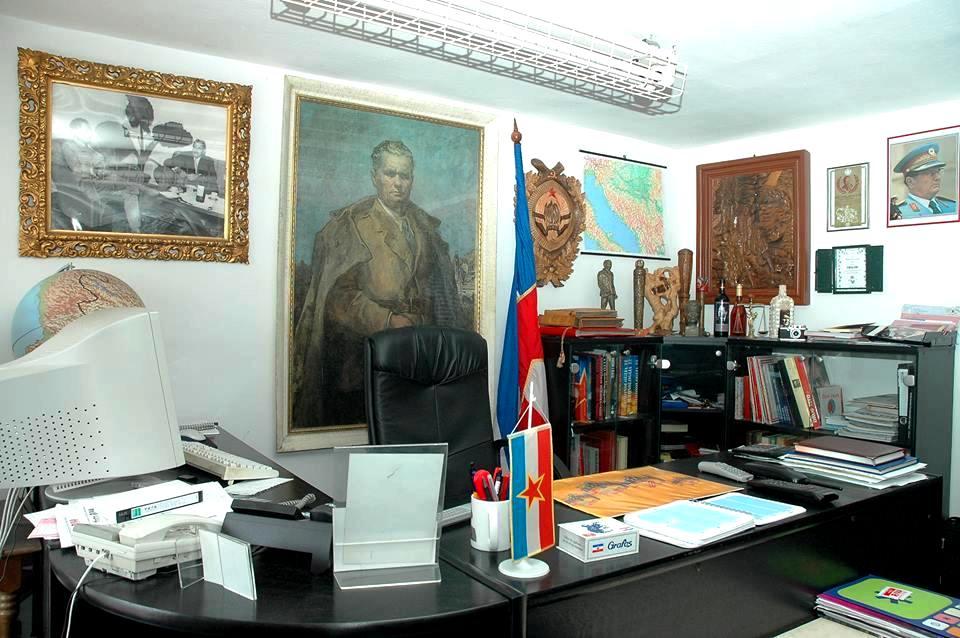 Interior Consulate of the Socialist Federative Republic of Yugoslavia in Tivat