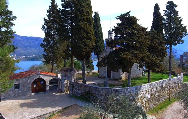 Miholjska Prevlaka Monastery