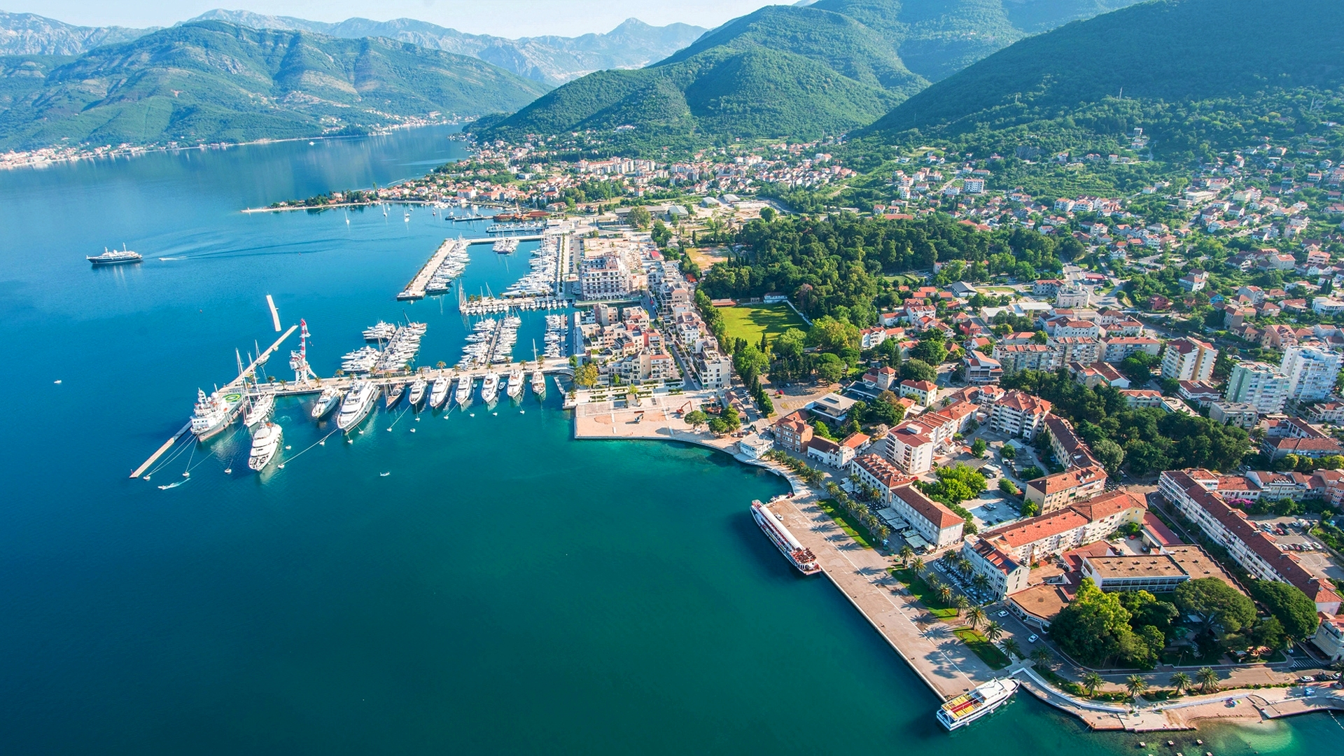 Montenegro Coast - Tivat