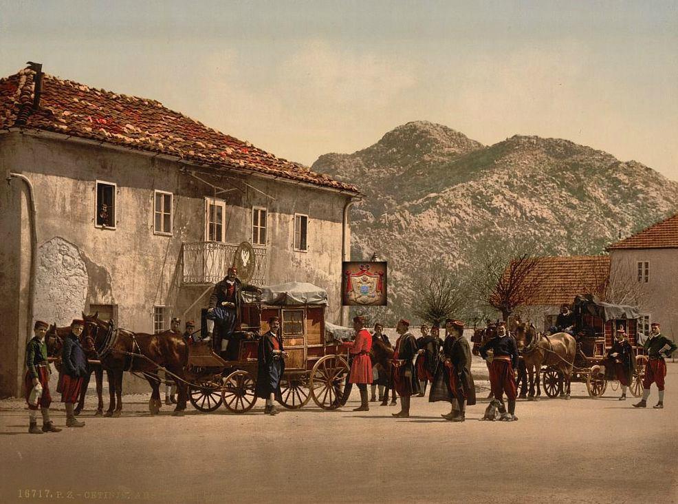 Old Capital Cetinje, Montenegro