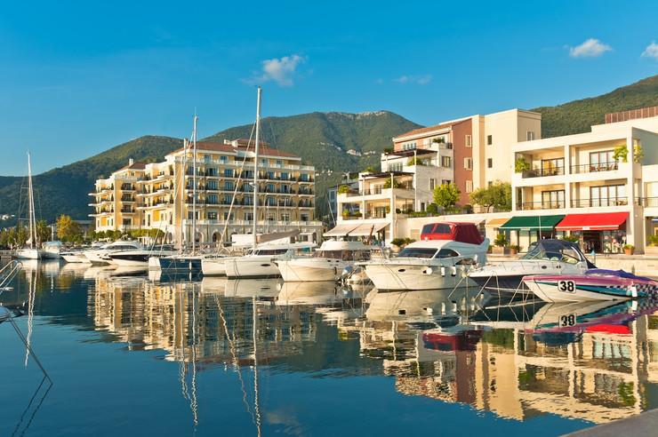 Porto Montenegro Tivat - Hotel Regent
