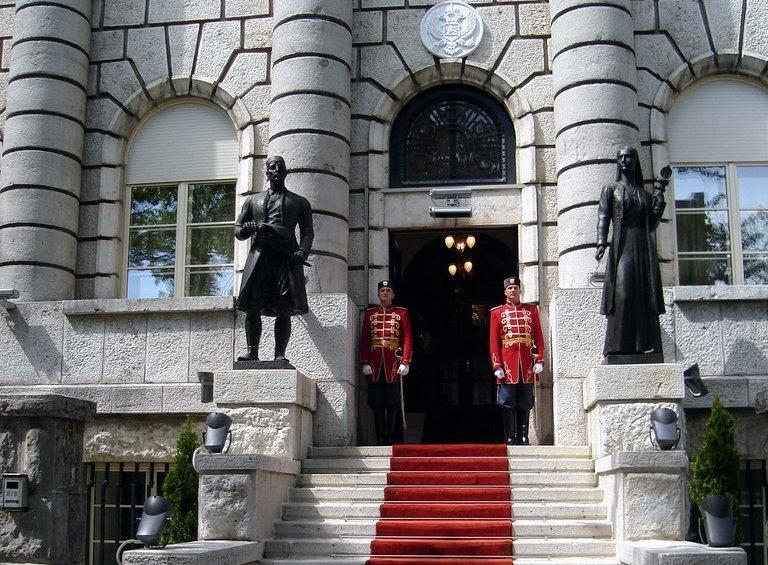 Presidential Palace Cetinje